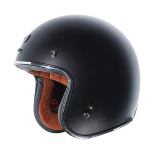 TORC T-50 Open Face 3/4 Helmet - Flat Black