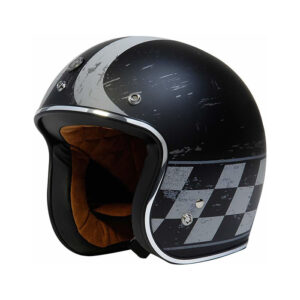 TORC Dot 3/4 Moto Helmet - Champ