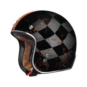 TORC Dot 3/4 Helmet - Finale