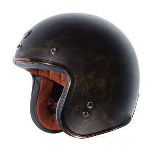 TORC T50 Dot 3/4 Helmet - Weathered Bronze