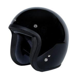 TORC T50 Classic Open Face Helmet - Gloss Black