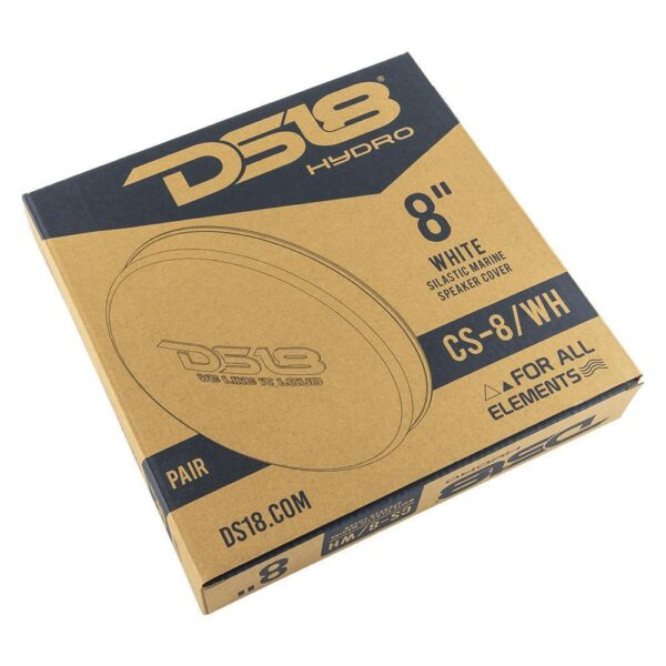DS18 CS-8/WH