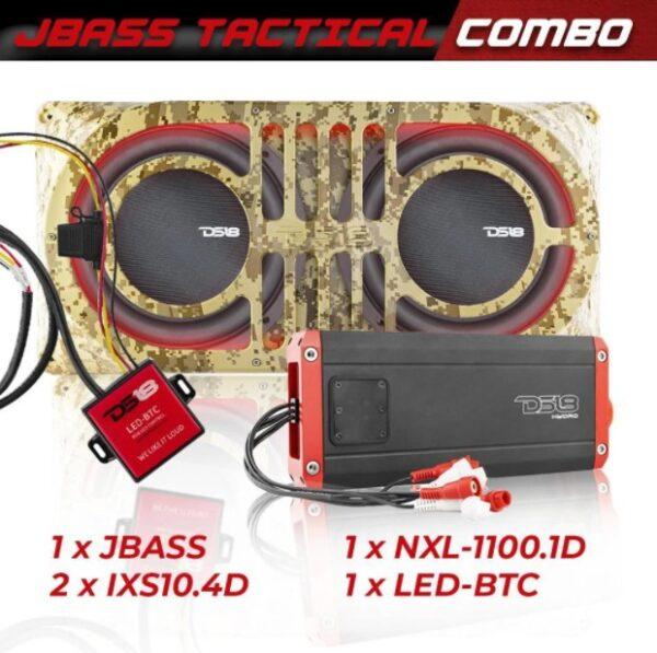 DS18 JBASSTACTICOMBOTN