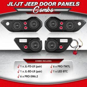 DS18 JL/JTDOORCOMBO