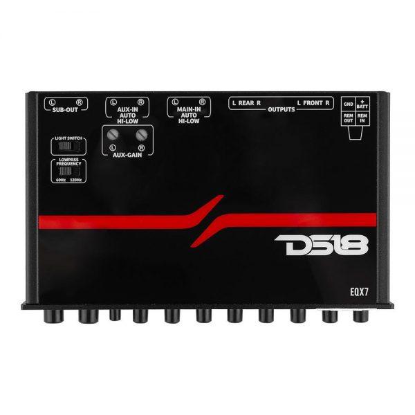 DS18 EQX7