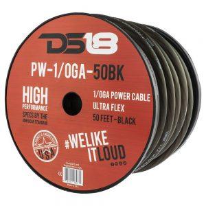 DS18 PW-1/0GA-50BK