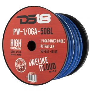 DS18 PW-1/0GA-50BL