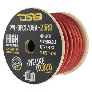 DS18 PW-OFC1/0GA-25RD