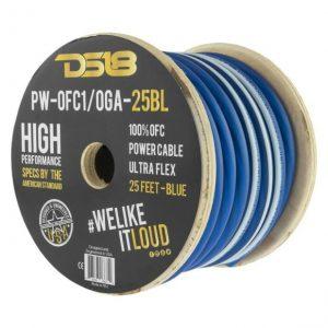 DS18 PW-OFC1/0GA-25BL