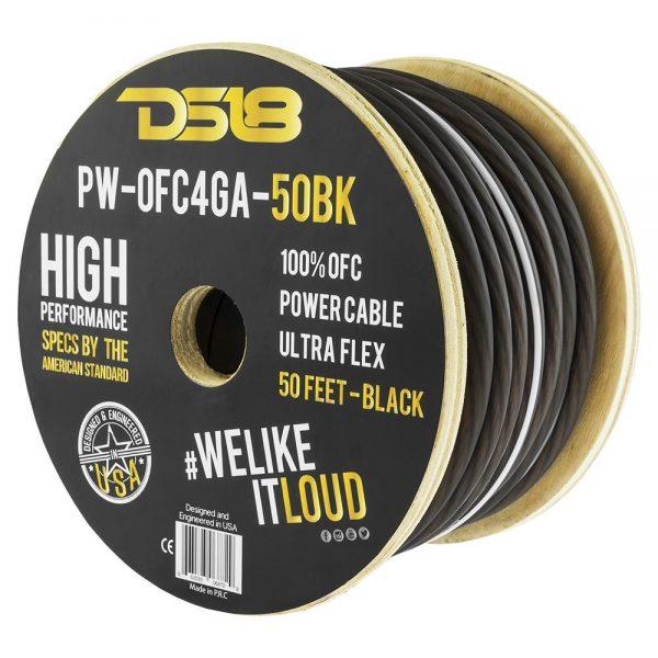 DS18 PW-OFC4GA-50BK