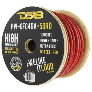 DS18 PW-OFC4GA-50RD