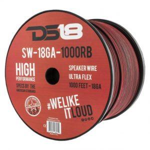 DS18 SW-18GA-1000RB