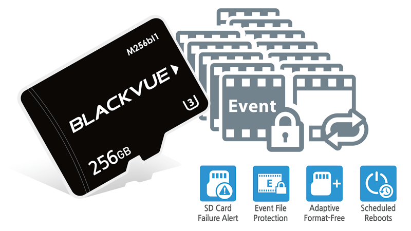 Blackvue DR590X-2CH 128GB