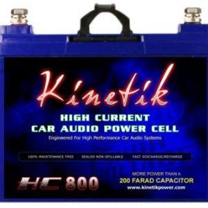 Kinetik HC800-BLU