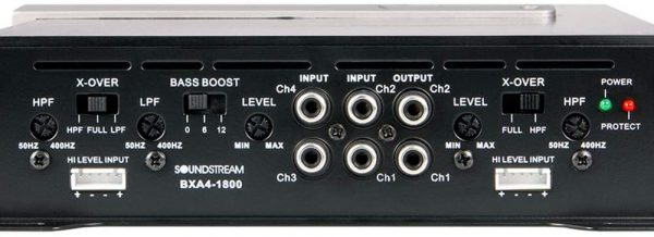 Soundstream BXA4-1800