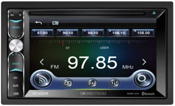 soundstream VR-620HB