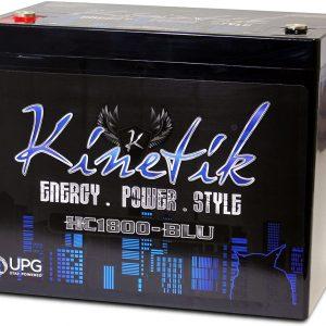 Kinetik HC1800-BLU