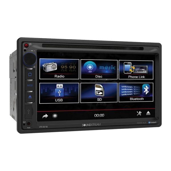 soundstream VR-651B